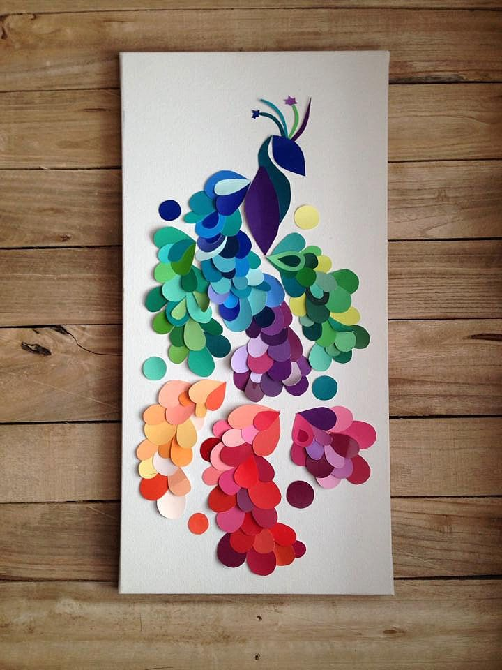 Creative DIY Wall Art Pack For Beginners Usefuldiyprojects.com (18)