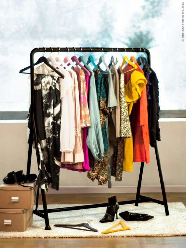 DIY Clothing Storage Solutions For Small Spaces Usefuldiyprojects 23