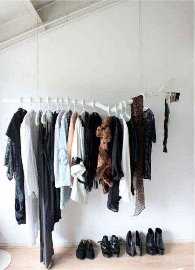 Ready to find some amazing space saving storage ideas for a small wardrobe in your house? Here are some fantastic tips and solutions that you can use right now to create more space in your tiny closet, and maximise the space you have.
