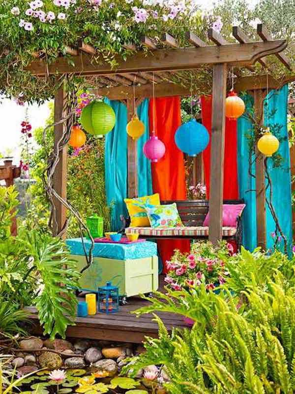 25 Beautifully Inspiring DIY Backyard Pergola Designs For Outdoor Enterntaining usefuldiyproject pergola design (13)