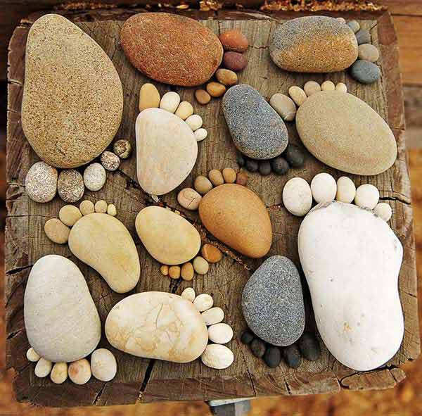 26 DIY Rock Garden Decorating Ideas of Immense Beauty