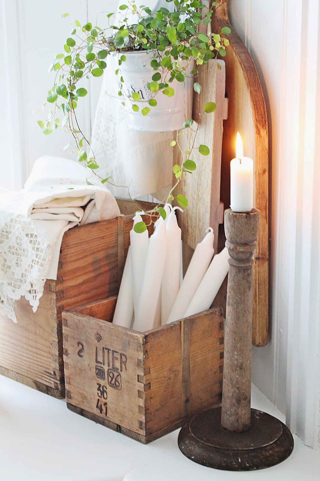 13 Creative DIY Crate Crafts To Take On - Useful DIY Projects