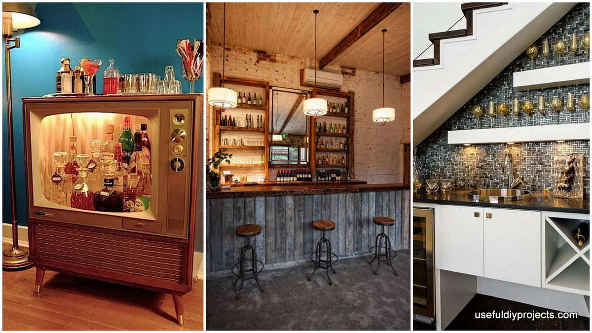 15 Basement Bar Ideas To Redefine Your Events