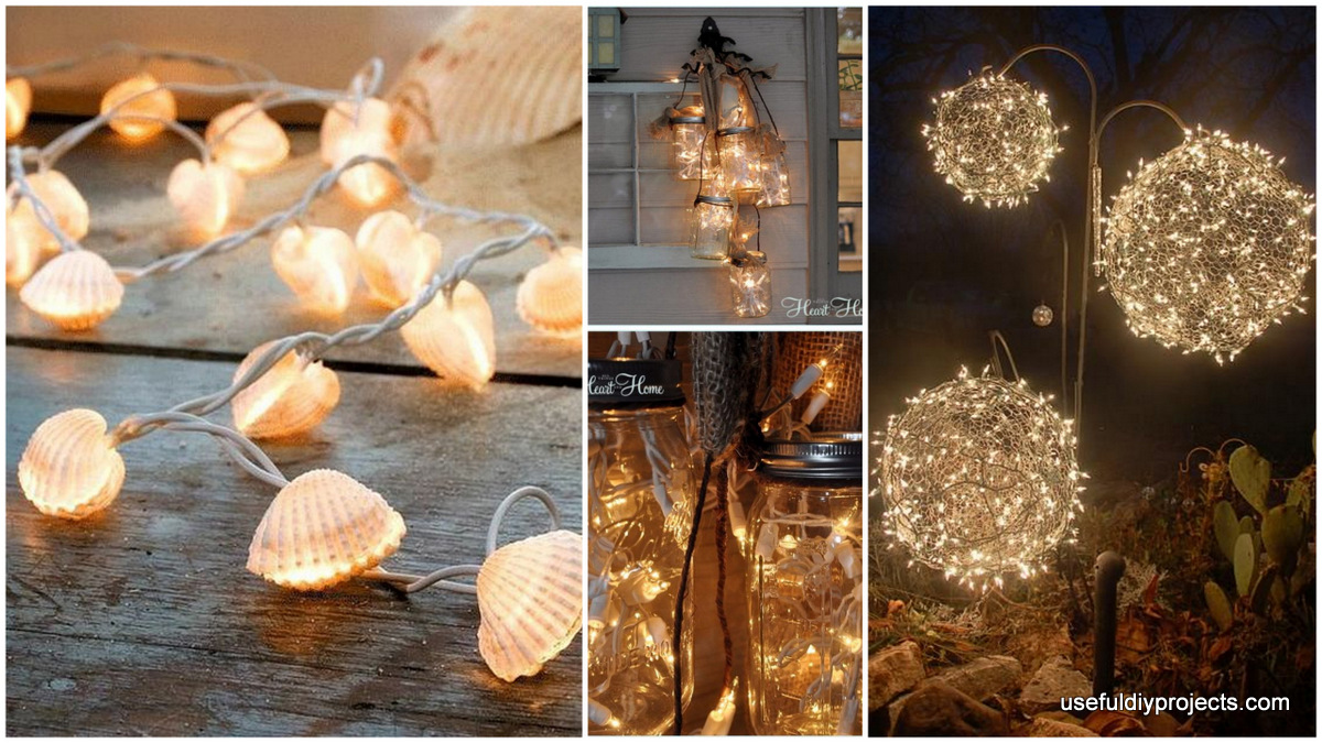15 diy christmas light ideas to make the holidays warmer and brighter