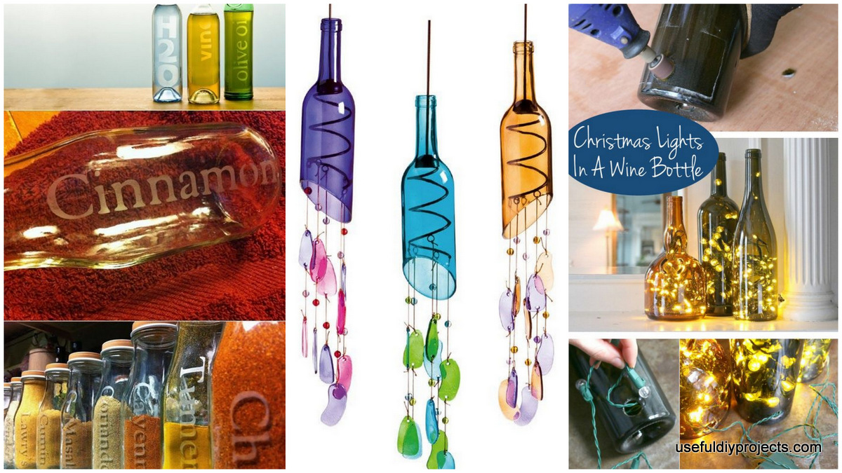 home decor ideas with glass bottles 16 glass bottle crafts for home decor and gift ideas 13248