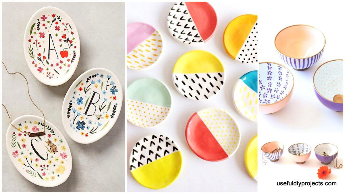 Use These Creative 15 Pottery Painting Ideas For The Perfect Display