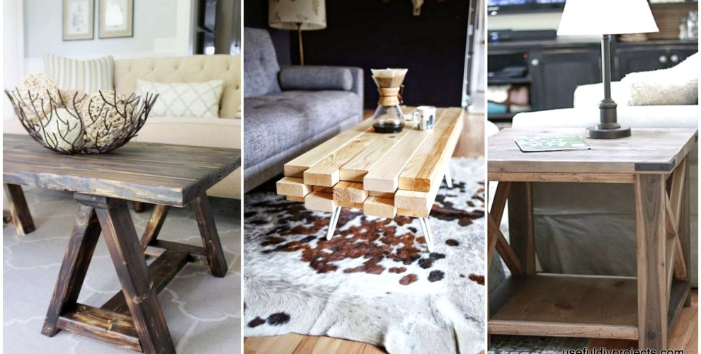 World S Best 15 Best Coffee Table Plans You Can Realize Useful Diy