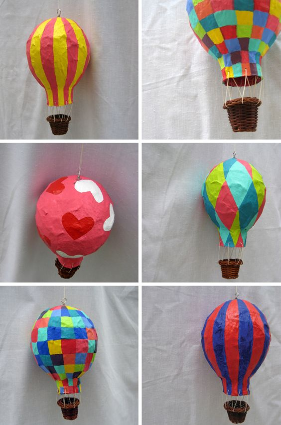 18 paper mache ideas you can use to decorate your home for Perfect paper mache