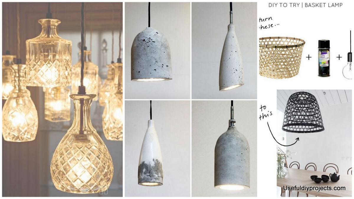 Materialize Fabulous Decor With These 17 DIY Pendant Light Ideas