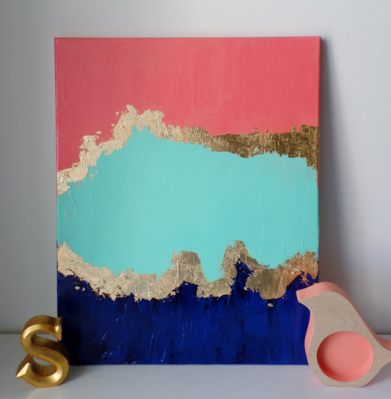 21 easy canvas paintings and techniques to try useful diy projects