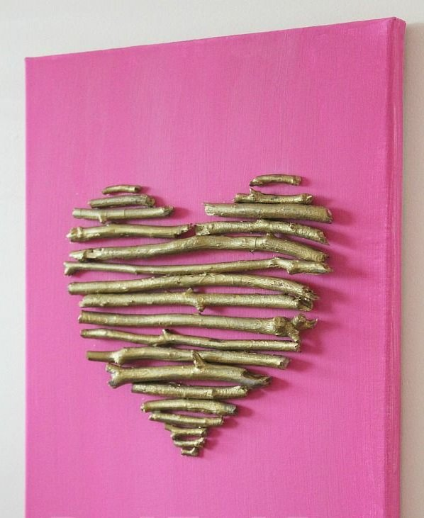 awesome Easy Canvas Art Projects Part - 19: USE MULTIPLE MATERIALS TO CREATE CANVAS ART. Easy Canvas Paintings