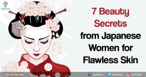 7 Beauty Secrets from Japanese Women for Flawless Skin