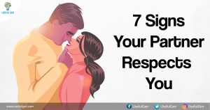 7 Signs Your Partner Respects You