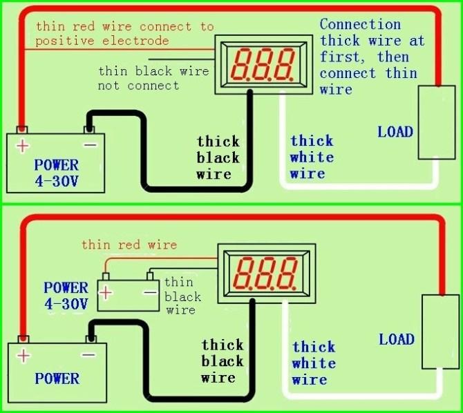 ammeter schematic and diagram – usefulldata