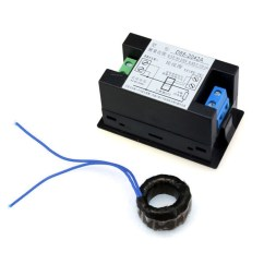 Digital Ac Ammeter Circuit Diagram How To Wire A Plug And Switch Usefulldata Com Good Volt Wiring Black Version Wirring