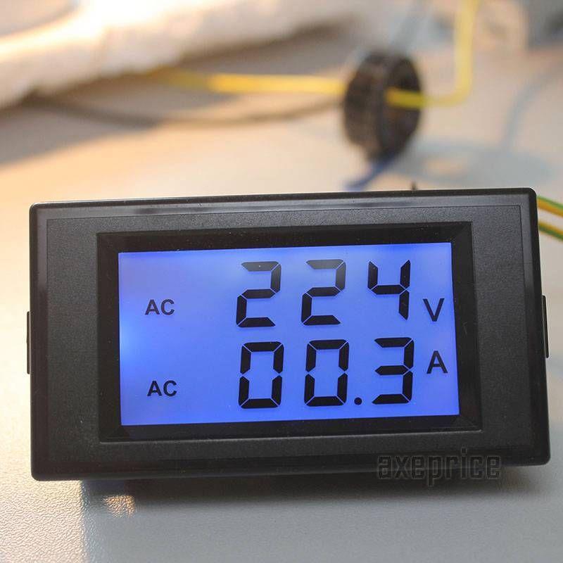 Ac 220v Schematic Wiring Usefulldata Com Good Ac Volt Ammeter Wiring Black Version