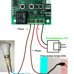 Wiring Diagram For 12v Relay Cat5 Dsl Usefulldata.com | Cheap Temperature Controller Xh-w1209 With Display And Probe Review
