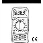Ammeter schematic and diagram
