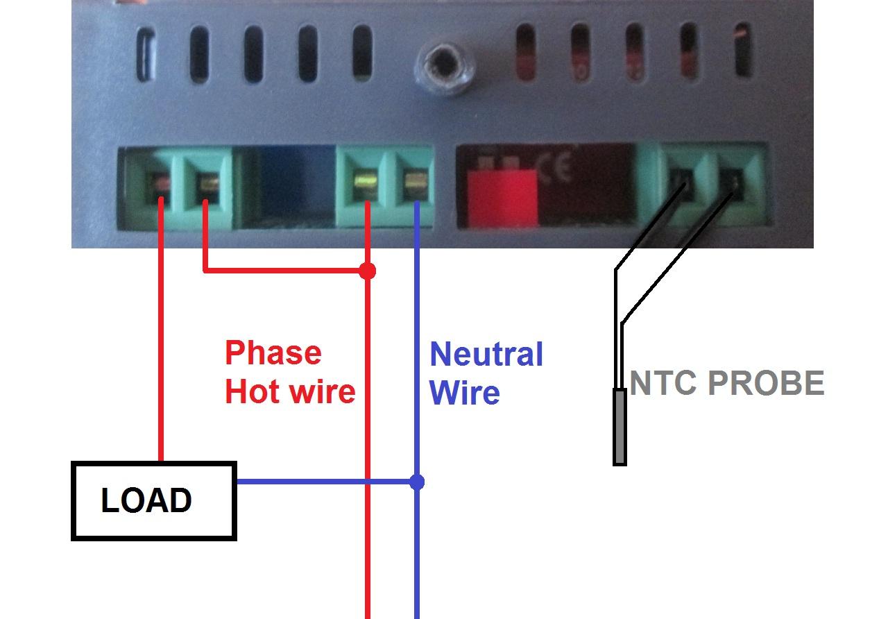 digital temperature controller wiring diagram 2005 volvo xc90 willhi