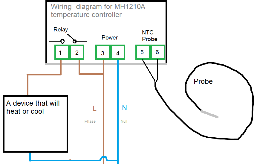 tim water temperature gauge wiring diagram heart unlabeled usefulldata com controller mh1210w review and how to plug wires in schematic alternate