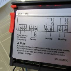 Stc 1000 Temperature Controller Wiring 1990 Ford Fuel System Diagram Usefulldata With 2x