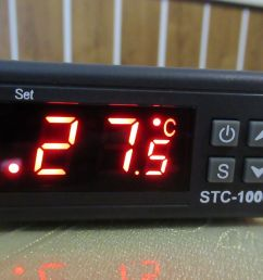 stc 1000 temperature controller with 2x relay for heating cooling [ 1556 x 1167 Pixel ]