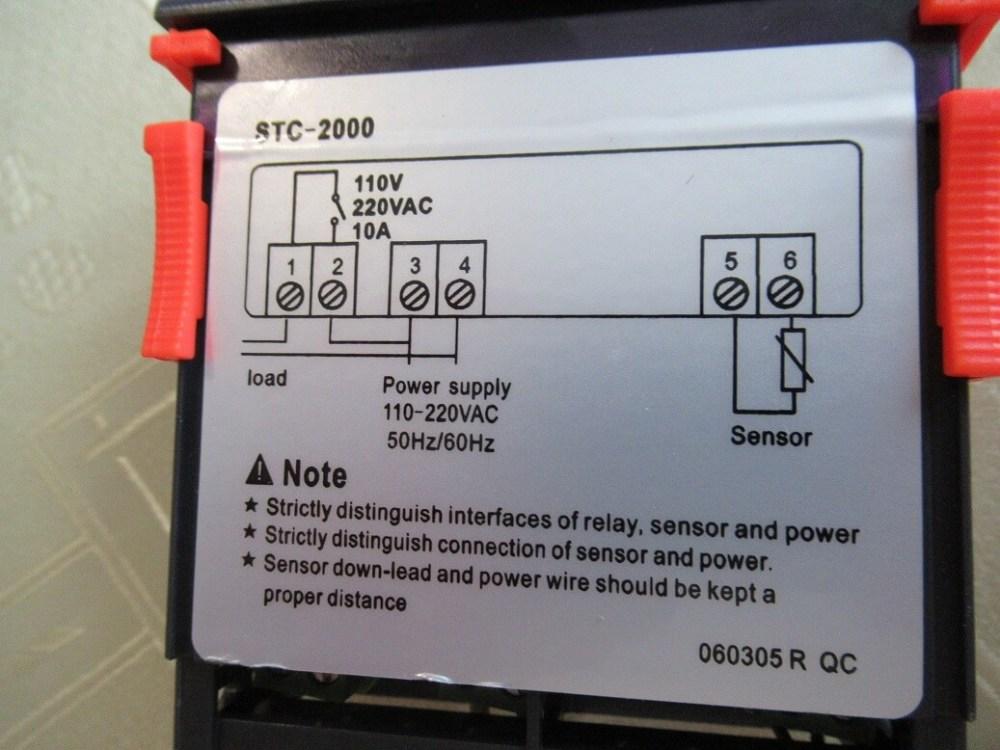 medium resolution of stc 2000 wiring diagram