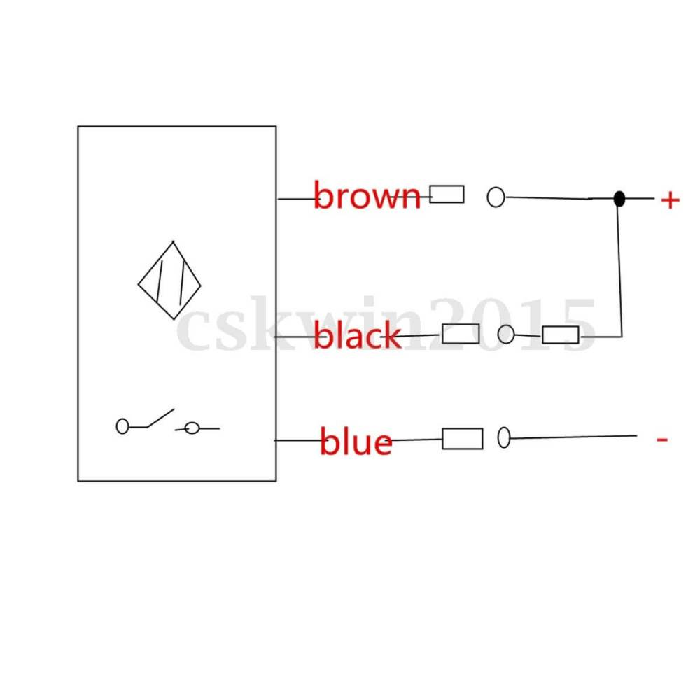 medium resolution of schematic for hall proximity switch from ebay it s like a baby is drawing it in practice for laymen this diagram inappropriate