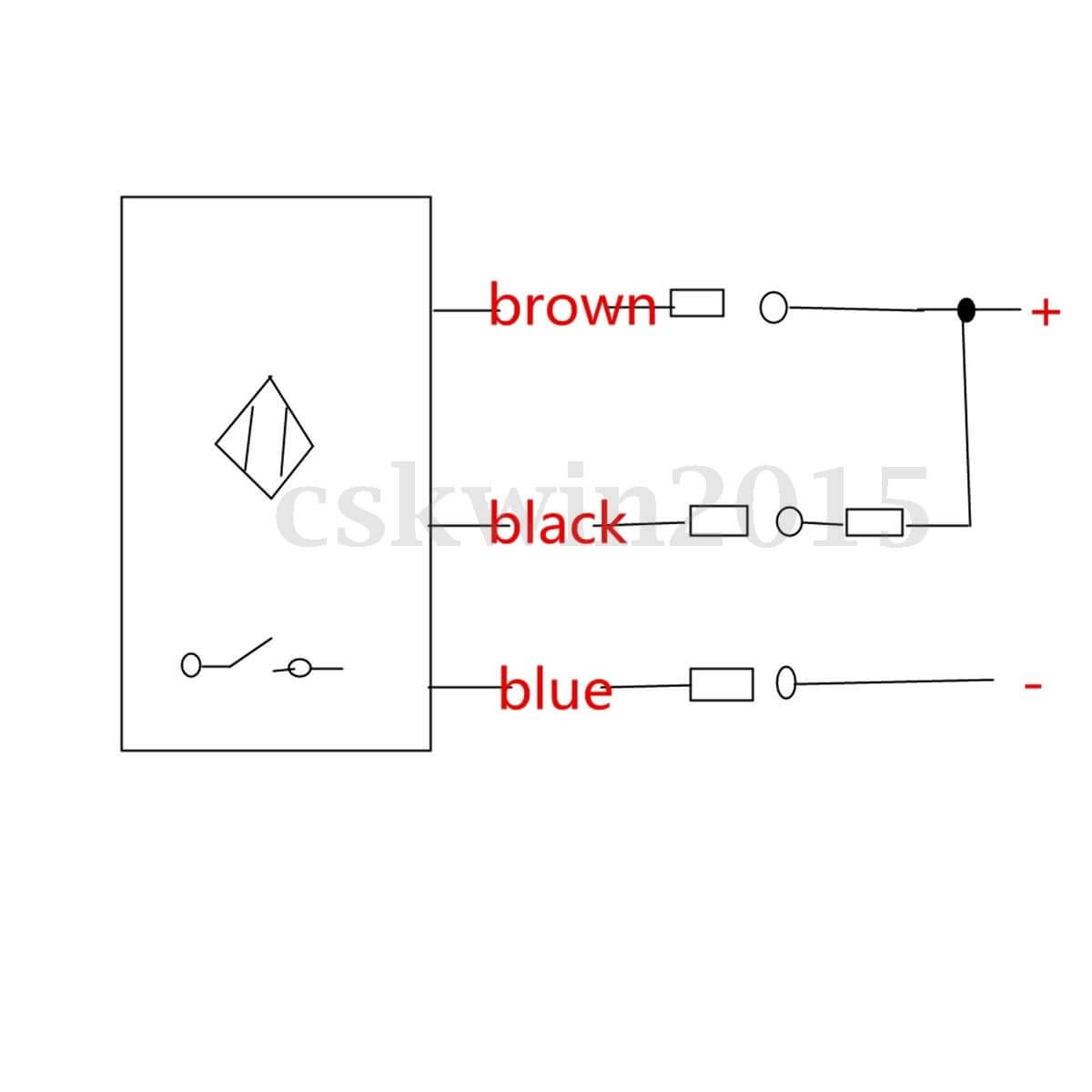 hight resolution of schematic for hall proximity switch from ebay it s like a baby is drawing it in practice for laymen this diagram inappropriate