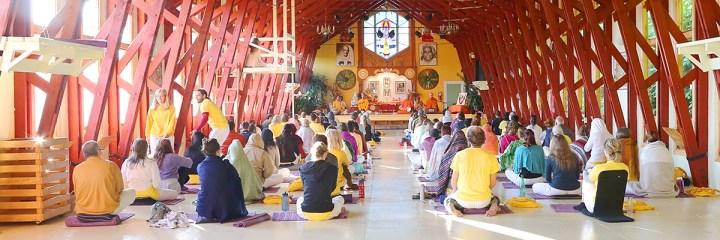 Sivananda Yoga Camp, 673 8th avenue, Val-Morin, Quebec, Canada