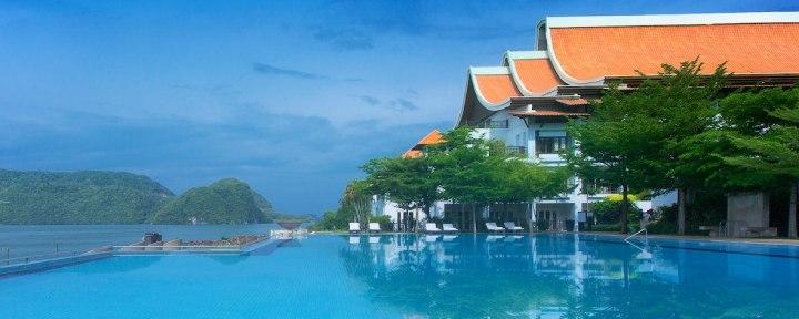 The Westin Langkawi Resort & Spa, Malaysia, Honeymoon Hotel & Spa, Jalan Pantai Dato Syed Omar, Kedah,Langkawi,Malaysia