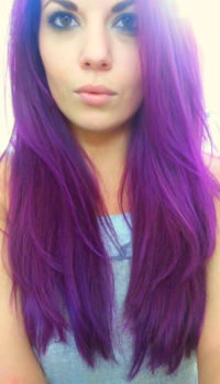 Punky Color Hair Dye - The Right Edgy Look For You