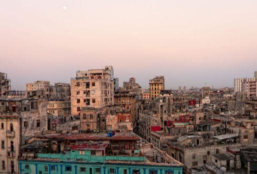 Roof top view of Havana