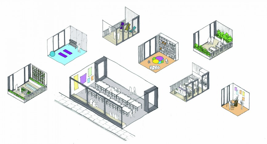 New Ideas For Housing London  Useful Studio