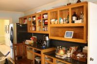 How to Paint Kitchen Cabinets, No Sanding or Priming ...