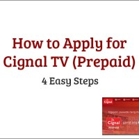 How to Apply for Cignal TV