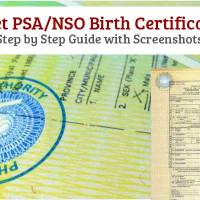 How to Get PSA-NSO Birth Certificate