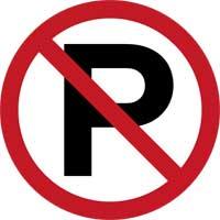 12. No Parking