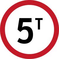 14. Weight Restriction