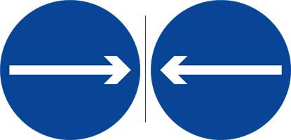 16. Turn Right - Left