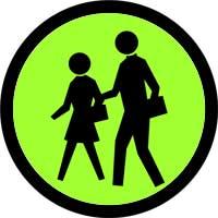 22. School Children Crossing