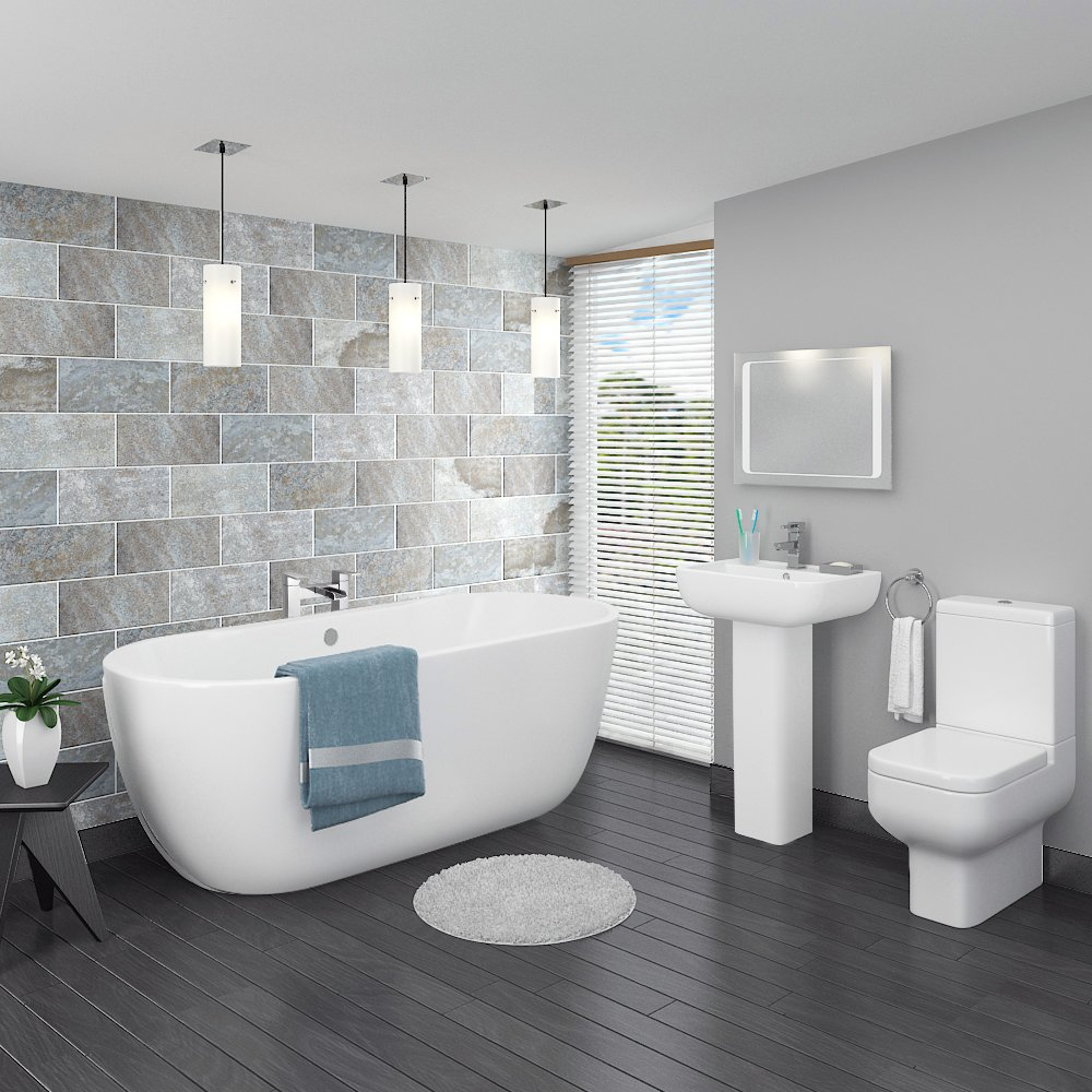 5 Simple Bathroom Improvements  Useful Home Improvement Tips