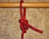 Adjustable grip hitch step by step how to tie instructions