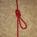 Directional figure of 8 loop