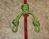 Distel hitch step by step how to tie instructions
