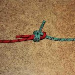 Double sheet bend