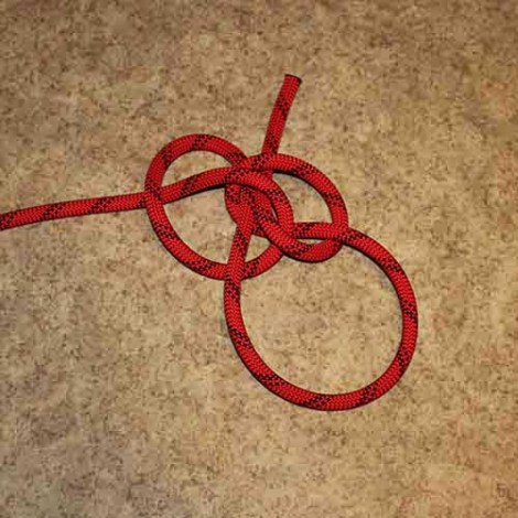 zeppelin loop step by step how to tie instructions