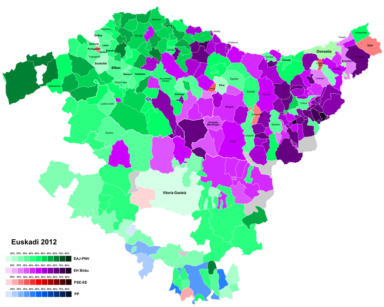 Spain World Elections