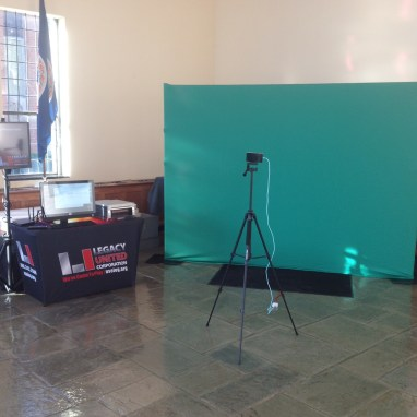 Legacy United - Bethany College - Selfie Station
