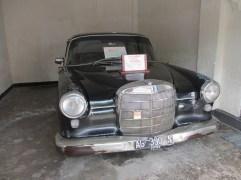 Mobil keluarga Bung Karno